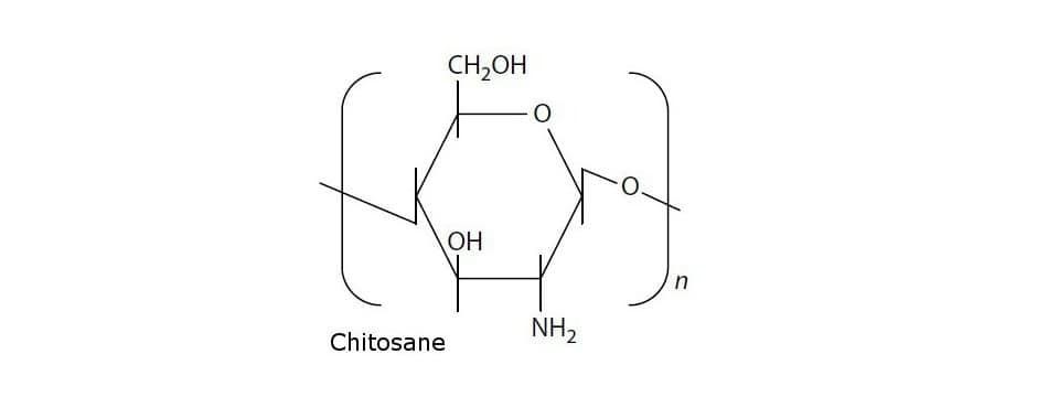formule du chitosane